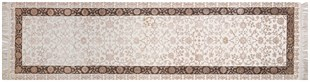 VERSAILLES 818-A IVORY/DARK BROWN